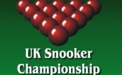 Видео первого раунда Чемпионата Великобритании 2020