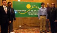 Квалификационные раунды Indian Open 2013