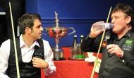 Ронни О'Салливан обыграл Джимми Уайта в выставочном матче Snooker legend