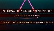 International Championship 2013 скачать