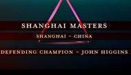 Shanghai Masters 2013 скачать