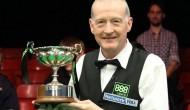 Стив Дэвис стал победителем Чемпионата Мира среди сеньоров 2013