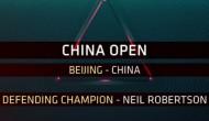 China Open 2014 1/16 финала