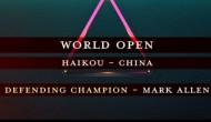 World Open 2014 1/16 финала