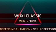 Wuxi Classic 2014 Финал