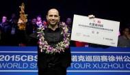 Джо Перри стал победителем APTC-3 (2014-2015) — Xuzhou Open 2015