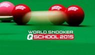 Первый турнир Q School 2015 завершён