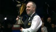 Джон Хиггинс — победитель Australian Goldfields Open 2015