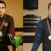 Белорусским снукеристам Сергею Мельничёнку и Андрею Худобину присвоены звания мастеров спорта