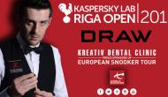 Riga Open 2015 EPTC 1 (2015-2016) 1/8 финала