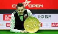 Квалификация China Open 2016. Результаты