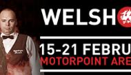 Онлайн трансляции Welsh Open 2016