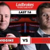 Джон Хиггинс покидает World Grand Prix 2016 (видео)