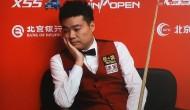 Дин Джуньху покидает турнир вслед за Робертсоном (видео)