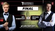 Riga Masters 2016. Финал
