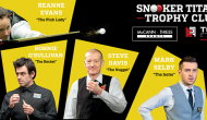 В Клуже прошел Snooker Titans Trophy 2016