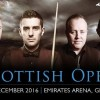 Онлайн трансляции Scottish Open 2016