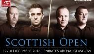 Scottish Open 2016. 1/2 финала