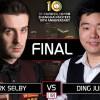 Shanghai Masters 2016. Финал