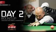 Чемпионат Мира по 6 красным день второй