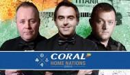 Northern Ireland Open 2016. Первый раунд