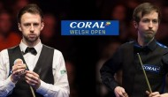 Шестой день Welsh Open: Трамп и Бинэм в финале