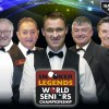 Онлайн трансляции World Seniors Snooker Championship 2017
