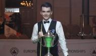 Крис Тоттен победил в Чемпионате Европы среди любителей и стал профессионалом