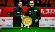 Видео седьмого дня China Open 2017. Финал