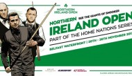 Northern Ireland Open 2017. Результаты, турнирная таблица