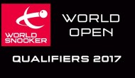 Квалификация World Open 2017