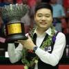 Дин Джуньху — победитель World Open 2017