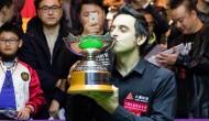 Ронни О'Салливан — победитель Shanghai Masters 2017