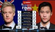 Видео седьмого дня Scottish Open 2017. Финал
