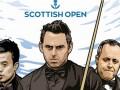 Онлайн трансляции Scottish Open 2017