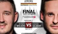 Кайрен Уилсон встретится с Дэвидом Гилбертом в финале German Masters 2019
