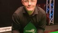 Мартин Гулд второй раз поднимает трофей Championship League 2019