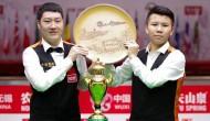 Чжоу Юэлун представит интересы Китая на турнире World Cup