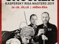 Онлайн трансляции Riga Masters 2019