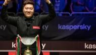 Янь Бинтао защитил титул на турнире Riga Masters 2019