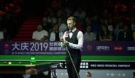 Джадд Трамп лидирует в полуфинале турнира International Championship 2019