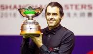 Ронни О'Салливан начнет сезон с турнира Shanghai Masters 2019