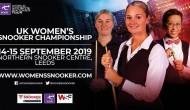 UK Women's Championship 2019. Результаты, турнирная таблица