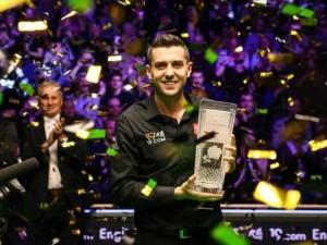 Марк Селби выиграл трофей Стива Дэвиса