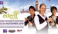 В Англии стартует женский рейтинговый турнир по снукеру