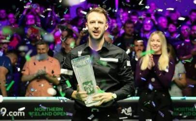 Джадд Трамп защитил трофей Алекса Хиггинса на турнире Northern Ireland Open 2019