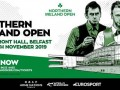 Онлайн трансляции Northern Ireland Open 2019