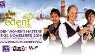 Women's Masters 2019. Результаты, турнирная таблица
