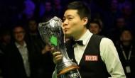Дин Джуньху выиграл титул в финале на Чемпионате Великобритании 2019