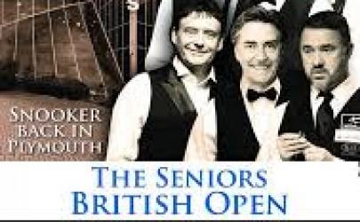 British Seniors Open 2020. Результаты, турнирная таблица